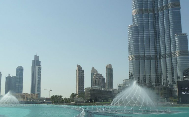 Dubai – A Concrete Jungle & Cultural Hub