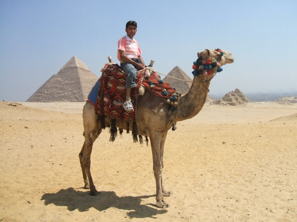Egypt Travel Blog – Cadet Engineer Days Yesteryear 2007